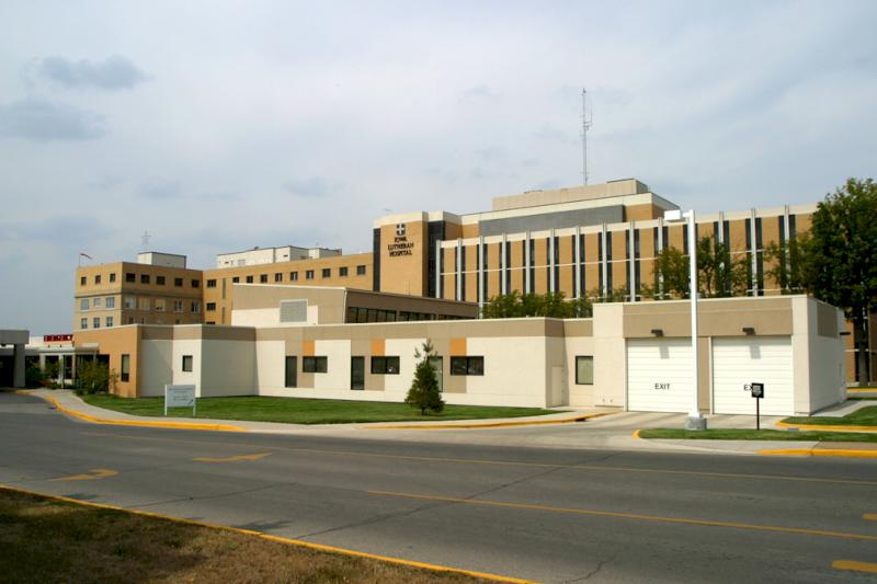 Iowa Lutheran Hospital Emergency Room Addition/Remodel | Baker Group