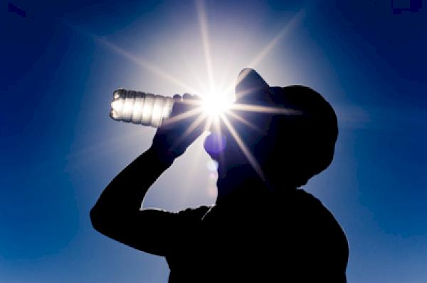 Stay Hydrated & Cool in the Heat